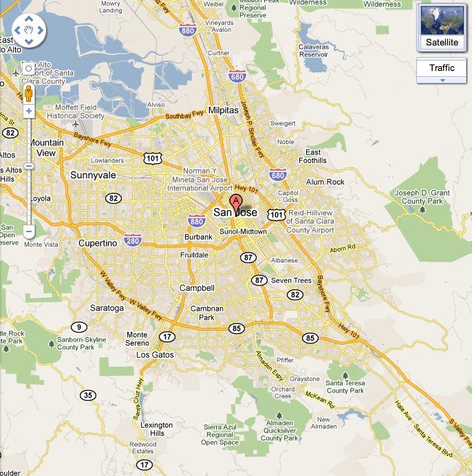 Ecosystems of San Jose California Silicon Valley of the